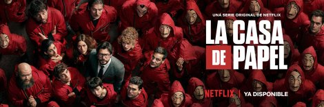 Money Heist, Netflix