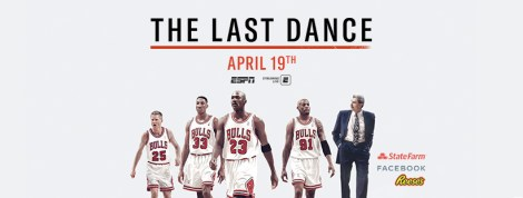 The Last Dance, ESPN Films, Jump 23, Mandalay Sports Media, NBA Entertainment