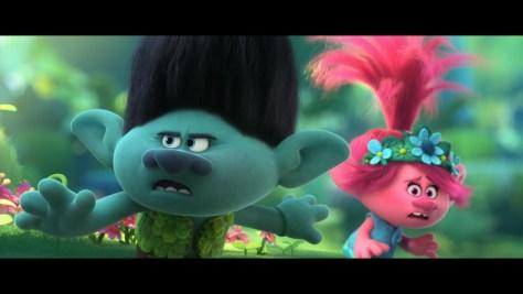 Branch, Trolls World Tour, Universal Pictures, Dreamworks Animation, Dentsu, Justin Timberlake