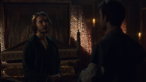 Aethelred, The Last Kingdom, Netflix, Carnival Film & Television, Toby Regbo