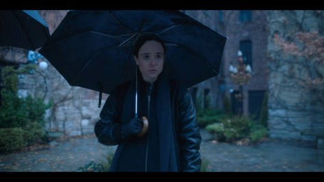 Vanya Hargreeves, The Umbrella Academy, Netflix, Universal Cable Productions, Dark Horse Entertainment, Ellen Page