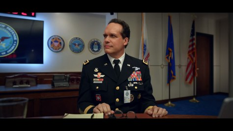 General Rongley, Space Force, Netflix, Deedle-Dee Productions, Film Flam, 3 Arts Entertainment, Diedrich Bader