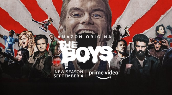 The Boys, Amazon Studios, Original Film, Point Grey Pictures, Sony Pictures Television