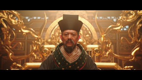 Emperor,, Mulan, Disney+, Walt Disney Pictures, Jason T. Reed Productions, Good Fear Content, China Film Group Corporation, Jet Li
