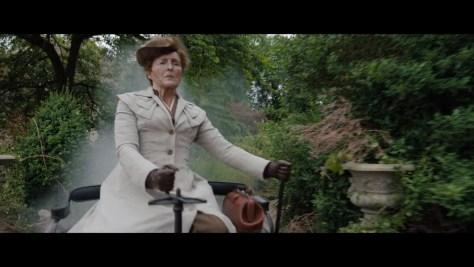 Miss Harrison, Enola Holmes, Netflix, Legendary Entertainment, Legendary Pictures, PCMA Productions, Fiona Shaw