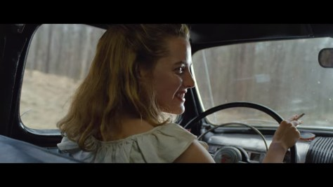 Sandy Henderson, The Devil All the Time, Netflix, Nine Stories Productions, Riley Keough