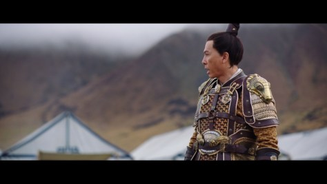 Commander Tung, Mulan, Disney+, Walt Disney Pictures, Jason T. Reed Productions, Good Fear Content, China Film Group Corporation, Donnie Yen