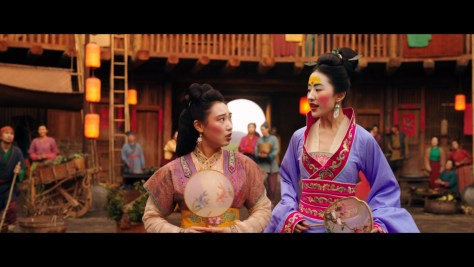 Hua Xiu, Mulan, Disney+, Walt Disney Pictures, Jason T. Reed Productions, Good Fear Content, China Film Group Corporation, Xana Tang