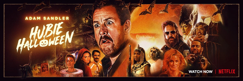 Hubie Halloween, Netflix, Happy Madison Productions