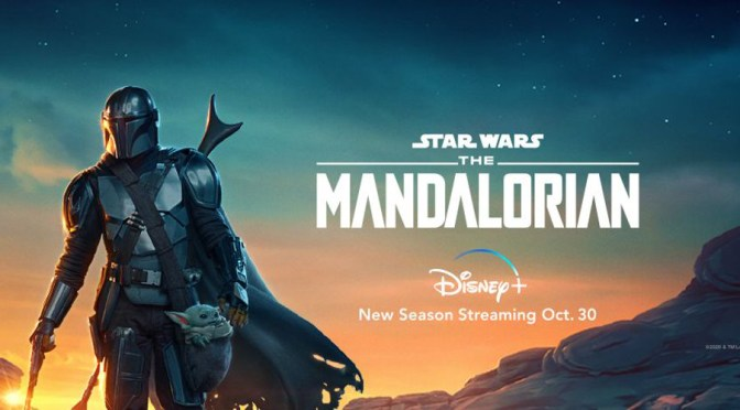 The Mandalorian, Disney+, Fairview Entertainment, Golem Creations, Lucasfilm, Walt Disney Studios