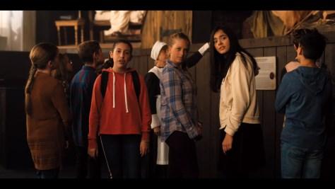 Danielle, Hubie Halloween, Netflix, Happy Madison Productions, China Sadie Sandler