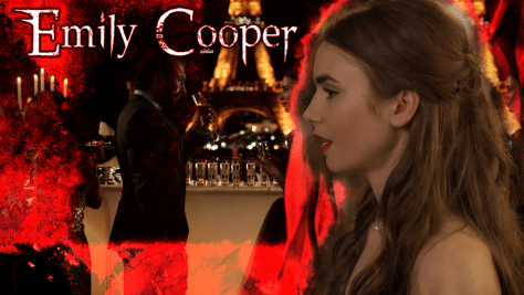 Emily Cooper, Emily in Paris, Netflix, Jax Media, MTV Studios, Lily Collins