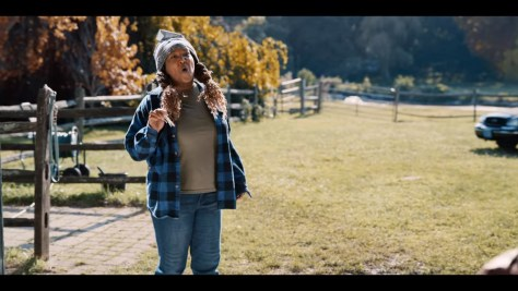 Farmer Louise, Hubie Halloween, Netflix, Happy Madison Productions, Kym Whitley