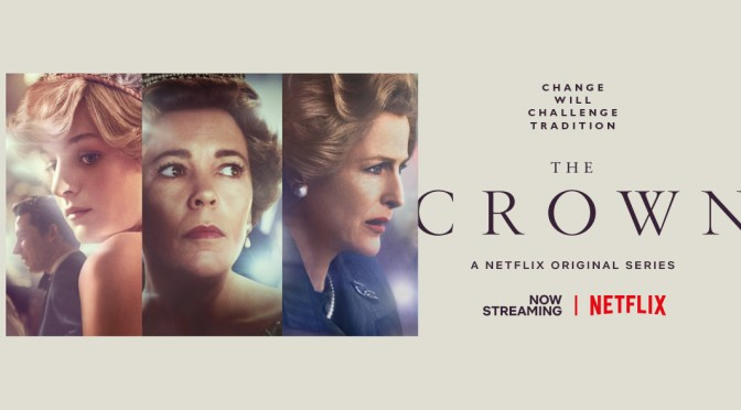 The Crown, Netflix, Left Bank Pictures, Sony Pictures Television Production UK
