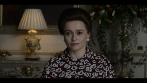 Princess Margaret, The Crown, Left Bank Pictures, Sony Pictures Television Production UK, Helena Bonham Carter