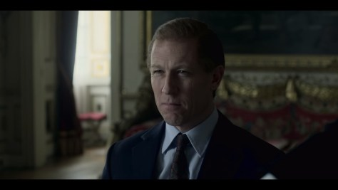Prince Philip, The Crown, Left Bank Pictures, Sony Pictures Television Production UK, Tobias Menzies