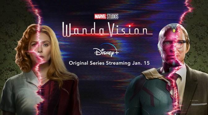 Wandavision, Disney+, Marvel Studios