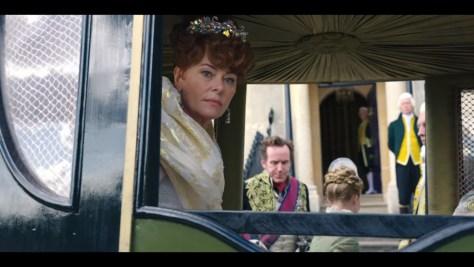 Lady Portia Featherington, Bridgerton, Netflix, Shondaland, Polly Walker