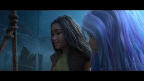 Sisu, Raya and the Last Dragon, Disney+, Walt Disney Animation Studios, Walt Disney Pictures, Awkwafina