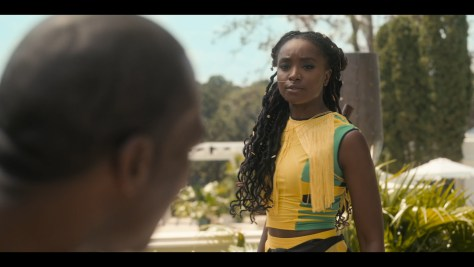 Meeka Joffer, Coming 2 America, Amazon Prime Video, Eddie Murphy Productions, Misher Films, New Republic Pictures, Paramount Pictures, KiKi Layne