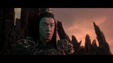 Shang Tsung, Mortal Kombat, HBO Max, New Line Cinema, NetherRealm Studios, Atomic Monster, Broken Road Productions, Warner Bros., Chin Han