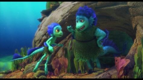 Daniela Paguro, Luca, Disney+, Pixar Animation Studios, Walt Disney Pictures, Maya Rudolph