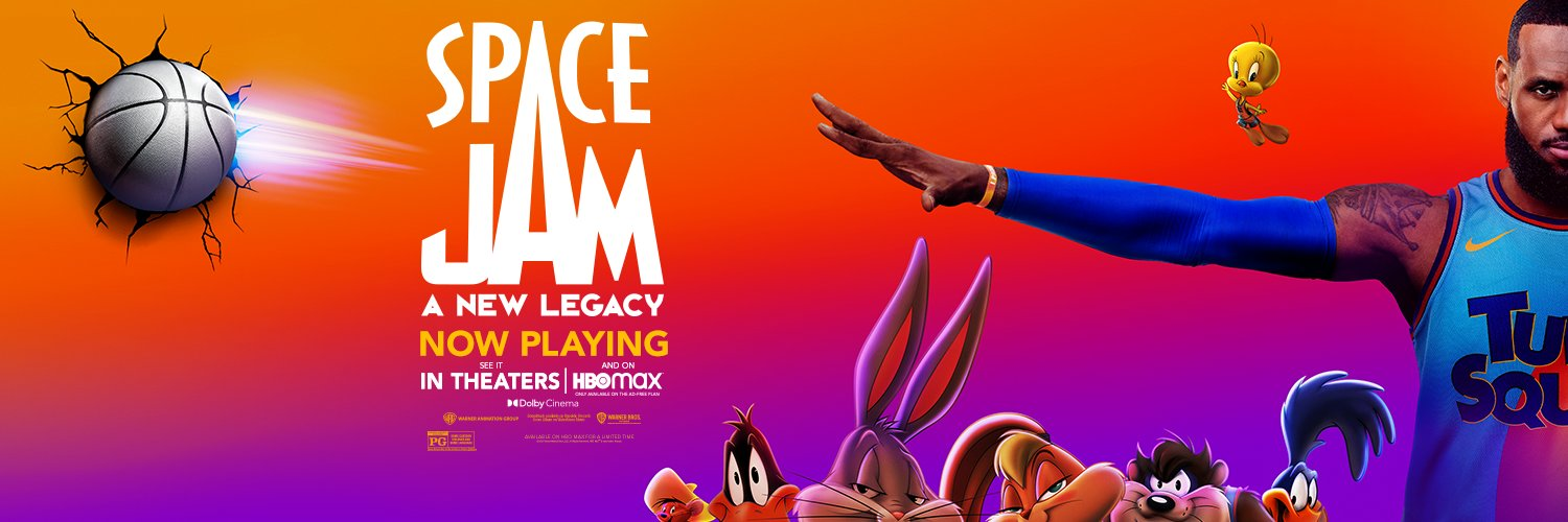 Space Jam: A New Legacy, HBO Max, Warner Bros., Warner Bros. Pictures, Warner Animation Group, SpringHill Entertainment, Proximity, Warner Bros. Animation