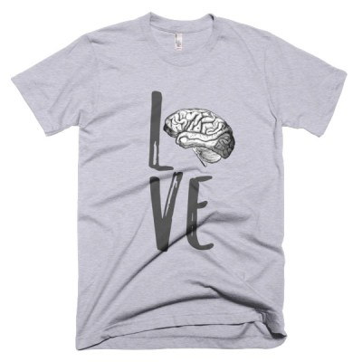 Love Brain Light T-Shirt