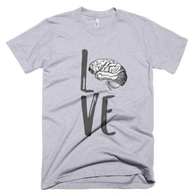 Love Brain Light T-Shirt