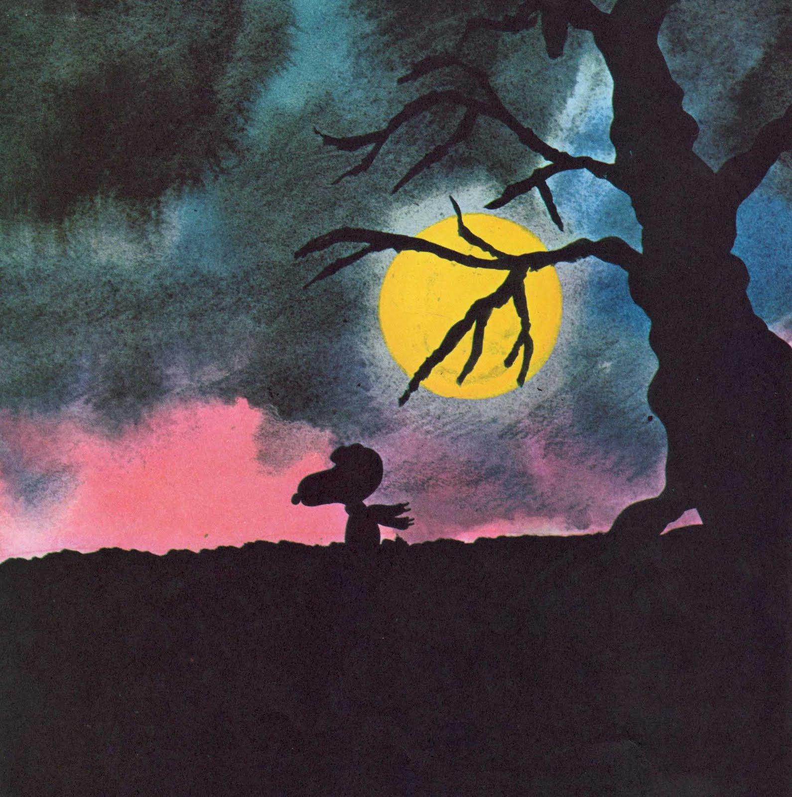 Image result for snoopy great pumpkin