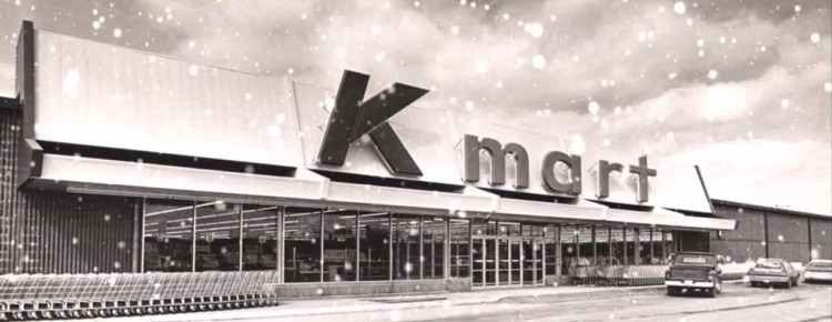 Kmart In-Store Christmas Music, 1974 - BrainstemBob
