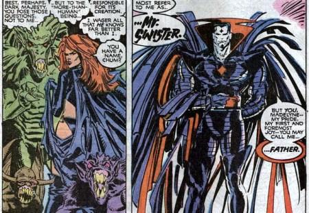 Uncanny X-Men 240 Sinister