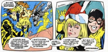 Uncanny X-Men 303 illyana