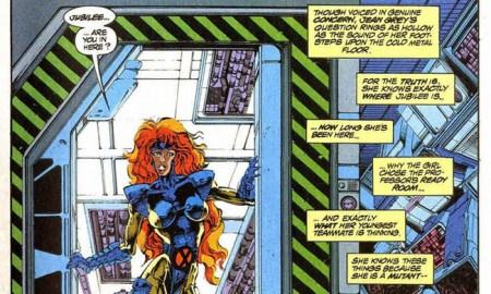 Uncanny X-Men 303 jean