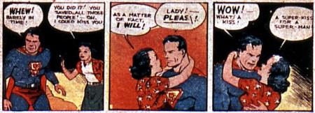 Action comics Lois Lane