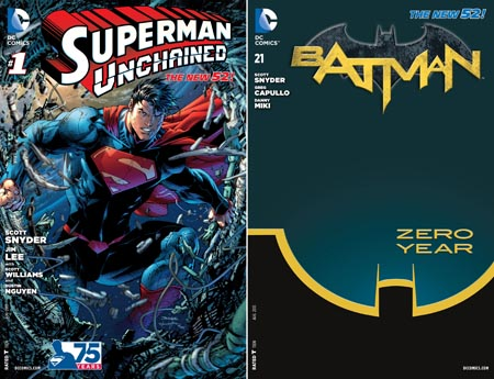 Superman_ Unchained_batman_zero_year_snyder_capullo_lee