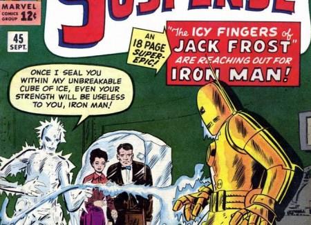 Avengers tales of suspense 45 iron man