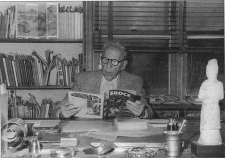 Fredric Wertham Reading Shock