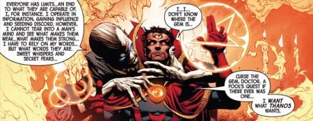 Infinity comiendo la oreja doctor extraño