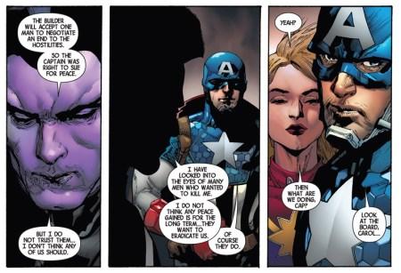 Infinity Gladiator Cap Carol Danvers Marvel