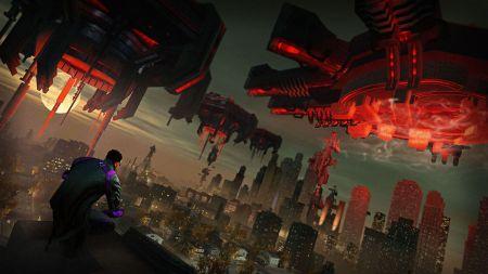 Saints Row 4 aliens y superpoderes