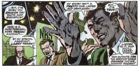 X-men Thomas adams