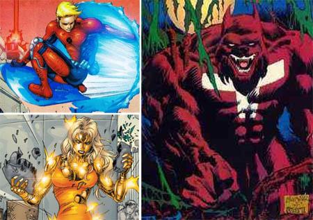 xtreme_x-men_Slipstream_lifeguard_dc_global_guardians_tasmanian_devil