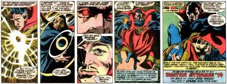 Doctor Strange VS Dracula