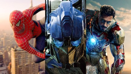 La Fox Sabe Iron Man Transformers Spider-man