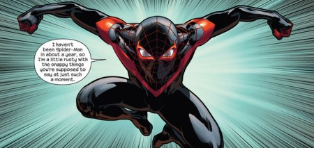 Miles Morales Ultimate Spider-Man