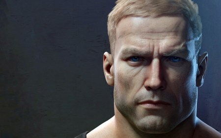 Wolfenstein-The-New-Order-BJ Blazkowicz