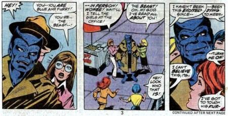 Avengers 164 beast