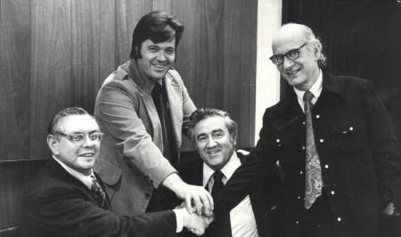 Neal Adams Jerry Robinson Jerry Siegel Joe Shuster