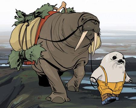 ghus-seal-saga-brian-k-vaughan-fiona-staples-image-comics